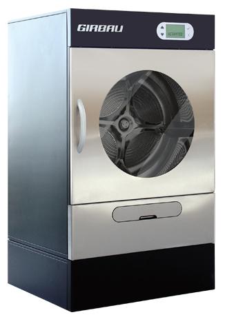 SLI-14 Обем 313 л Подгряване: електрическо, газ Капацитет 12,5 – 17,5 кг Диаметър барабан 762 мм Размери 791х936х1418 мм
