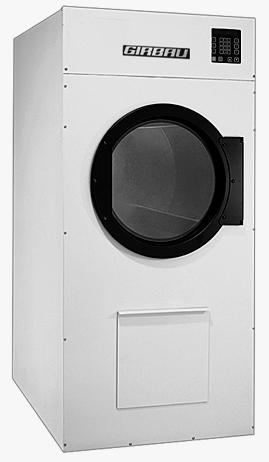 STI-23 Обем 518 л Подгряване: електрическо, газ Капацитет 21 – 29 кг Диаметър барабан 832 мм