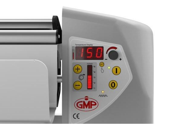 GMP control panel