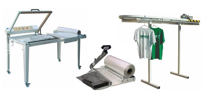 Опаковъчни машини и конвейри